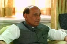 Rajnath Gives Open Invitation for Talks During His Kashmir Visit