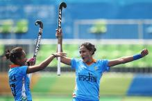 Skipper Rani Stars as India Thump Belarus in Third Hockey Test