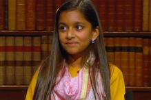 10-Year-Old Indian-Origin Girl Named 'Child Genius 2016' in UK