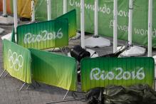 Rio 2016: Giant Camera Crashes to Ground, Injuring Seven