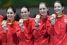 Rio 2016: Romania Win Women's Epee Team Fencing Gold
