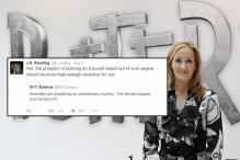 JK Rowling Gets Slammed by Scientist for Her Tweet on Female Orgasms