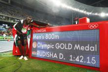 Rio 2016: David Rudisha Defends His Title to Win Gold in Men's 800m