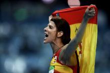 Rio Olympics: Spain's Ruth Beitia Wins Historic High-Jump Gold