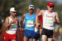 Rio 2016: Race Walkers Sandeep, Khushbir, Sapana Disappoint India