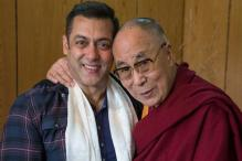 Salman Khan Meets the Dalai Lama While Shooting for Tubelight