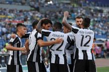 Sami Khedira Winner for Juventus, Napoli Beat Nine-Man Milan