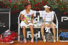Sania Mirza Ends Partnership With Martina Hingis, Teams up With Barbora Strycova