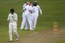 South Africa vs New Zealand Live Score: 1st Test, Day 3, Durban