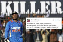 Virender Sehwag is Literally the Best Thing on Twitter Right Now