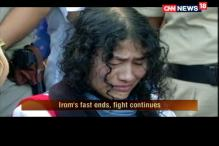 Shades of India: Irom Sharmila Breaks 16-year-long Fast