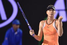 'Maria Sharapova Will be Back in WTA Rankings After 3 Tournaments Next Year'