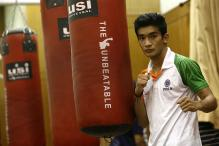 Rio 2016: Boxer Shiva Thapa Wants to Bury London Ghosts in Brazil