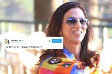 She Does It Again. Shobhaa De Invites Troll for Sindhu Comments on Twitter