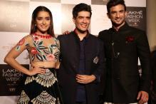 Shraddha Kapoor, Sushant Singh Rajput Steal Thunder at Manish Malhotra's LFW Gala Show