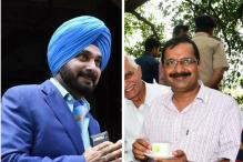 No Precondition From Sidhu to Join AAP, He Needs Time to Think: Kejriwal