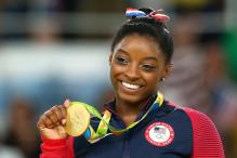 Rio Olympics: Simone Biles Signs Off With Record-Equaling Fourth Gold