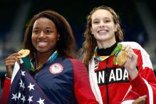 Rio 2016: Simone Manuel, Penny Oleksiak Share 100m Freestyle Swimming Gold