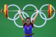 Thailand's Sopita Tanasan Wins First Rio Olympics Weightlifting Gold
