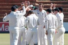 2nd Test: New Zealand Close In On Victory against Zimbabwe