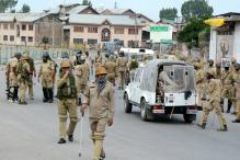 Curfew in Kashmir Extended As Separatists Call for Protest March