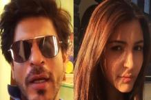 SRK, Anushka Share Photos While Filming Imtiaz's Next in Prague