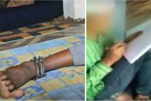 Madrasa Student Chained For Not Completing Homework in Haryana