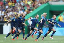 Rio 2016: Sweden Stuns Brazil, Faces Germany in Women's Football Final