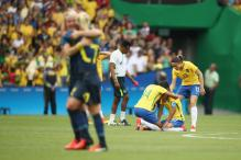 Rio 2016: Sweden Stun Brazil to Enter Women's Football Final
