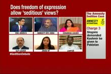 Talking Point: Does Freedom of Expression Allow 'Seditious' Views?