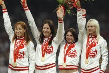 Russia Stripped of 2008 Olympic Relay Gold Due to Positive Retest