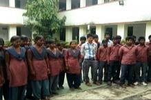 Watch: Tribal Girls in MP School Have No Teachers, Appeal to CM For Help