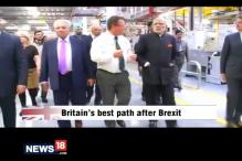Watch: Uncertainity Looms Large on India-UK Relations Post Brexit