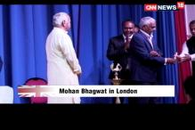 UK Edition: Mohan Bhagwat Pays Visit to London Before Independence day