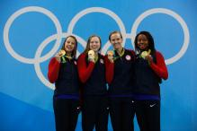 Rio 2016: USA Wins Its 1,000th Olympic Gold Medal