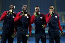 Rio 2016: USA Reclaims Men's 4x400m Relay Olympic Title