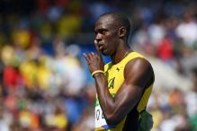 Rio 2016: 'Nervous' Usain Bolt Storms Into 200m Semis