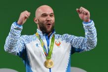 Rio 2016: Uzbek Weightlifter Ruslan Nurudinov Wins 105kg Gold
