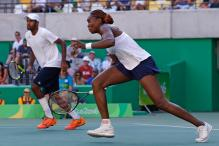 Rio 2016: Venus Misses Record Fifth Gold in Mixed Doubles Final