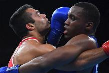 Rio 2016: Boxer Vikas Krishan Yadav Beats USA's Charles Conwell to Enter Pre-Quarters
