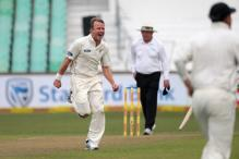 South Africa vs New Zealand Live Score: 1st Test, Day 2, Durban