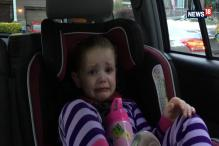 Four-Year-Old Cries When She Discovers Obama Won't Be President Anymore