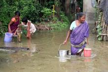 Child Swept Away in Water, Parts of Malda Face Flood Fury