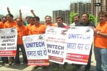 Home Buyers Feel Looted After Unitech Burgandy, Excuisite get Delayed
