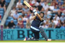 England's Willey Out of Pakistan ODI Series