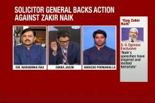 Solicitor General Asks Govt to Charge Zakir Naik Under Anti-Terror Law