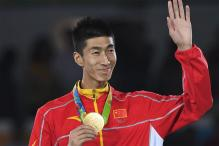 Rio 2016: China's Zhao Shuai Wins Men's 58kg Taekwondo Gold