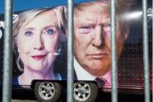 US Presidential Candidates Neck and Neck as They Go Toe-To-Toe