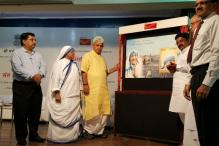 IndiaPost Releases Postage Stamp on Mother Teresa