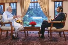 Watch: PM Narendra Modi's Full Interview to Network18